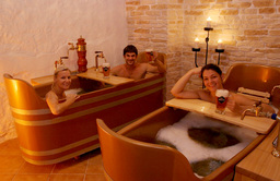 Beer Spa Massage Discovery Tours In Prague The Czech Republic
